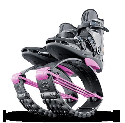 KANGOO JUMPS KJ XR3 černo růžové